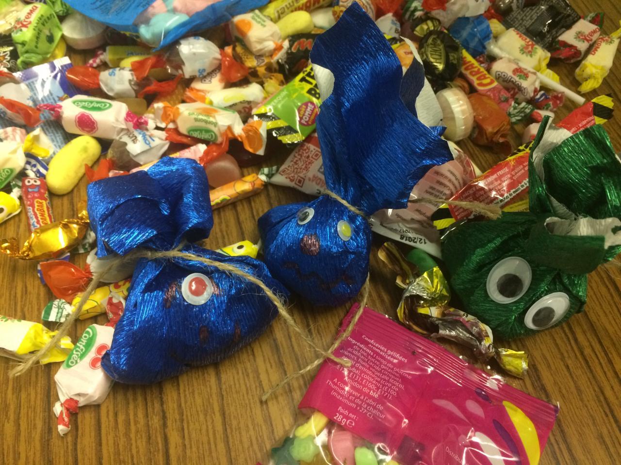 confections personnalisées