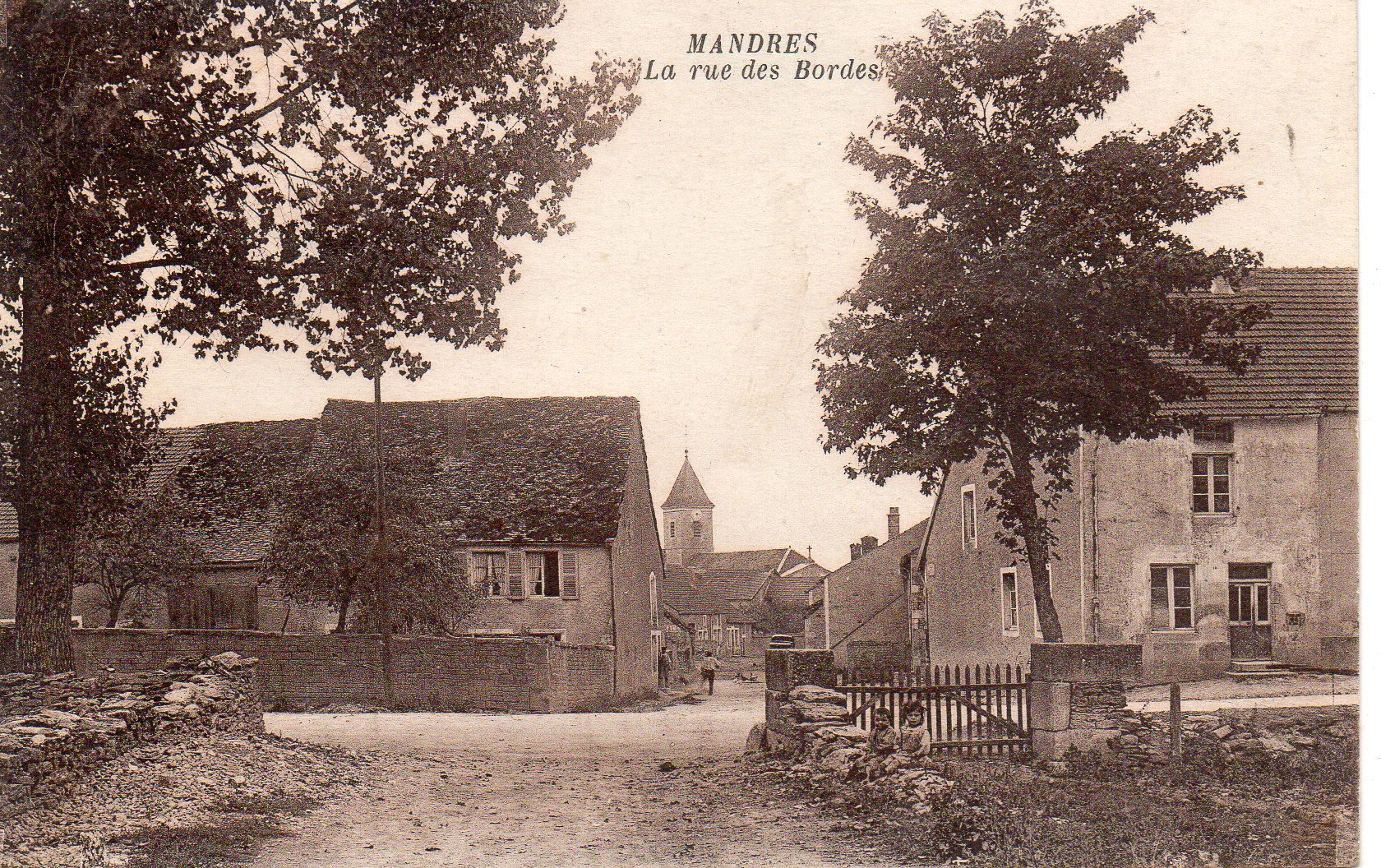 Rue de champagne avant 1