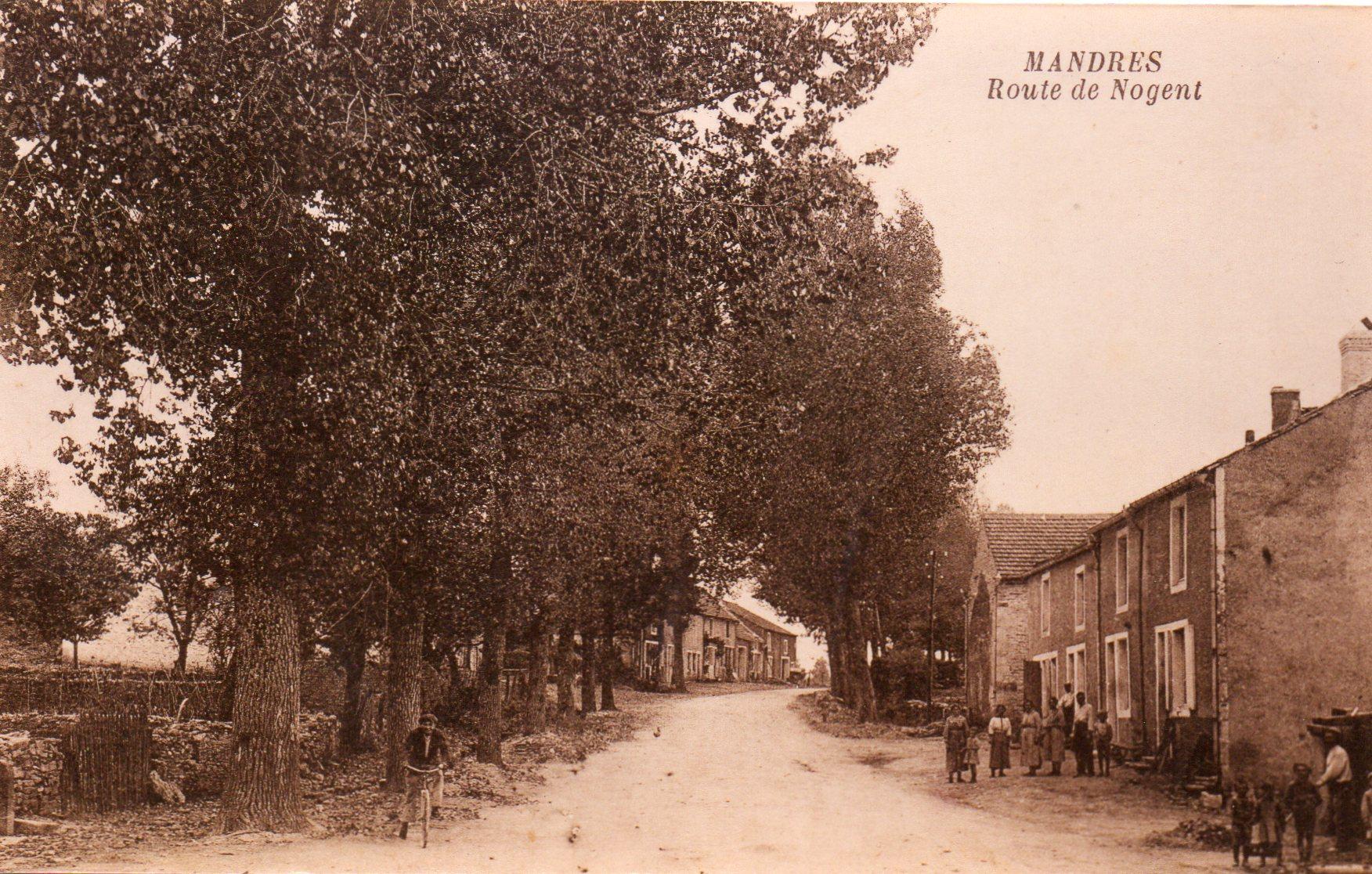Rue de provence avant
