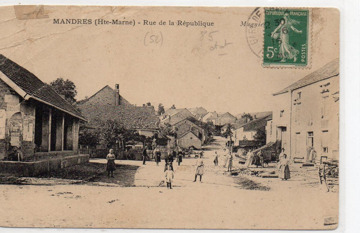 Rue de touraine avant 2